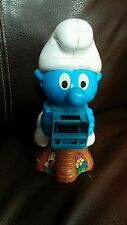 1983 SMURF Peyo Wallace Berrie & Co Card Toy Control Number MB 8309 NOT COMPLETE