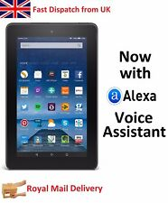 New Kindle Fire 7 2017 with Alexa WiFi Quad Core Processors IPS Screen Camera