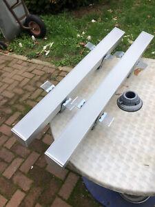 Zumtobel Langfeldleuchte Slotlight 2 Deckenlampen Einbau UP