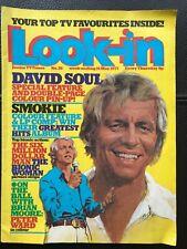 LOOK IN MAGAZINE 14 MAY 1977 #20   DAVID SOUL