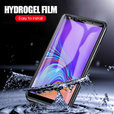 3Pcs Film Soft Screen Protector Silicon Full Cover Invisible For iphone11 Pro