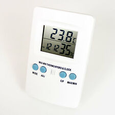 Zeal PH1000 Digital Thermometer Hygrometer Min / Max Ideal for Greenhouse