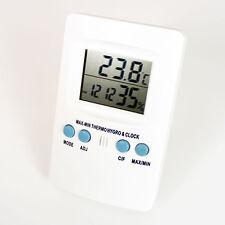 Zèle ph1000 Thermomètre numérique hygromètre min / max idéal pour serre