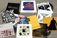 "ZTT Box Set 10 x 7"" Re-Organisation Of Pop 1000 Made FRANKIE GOES TO HOLLYWOOD"