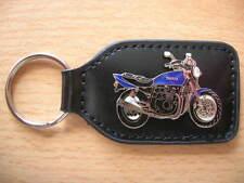 Schlüsselanhänger Yamaha XJR 400 XJR400 blau 0404