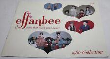 VTG Effanbee 1986 Collection Catalog