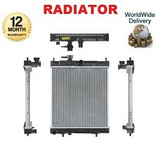 FOR NISSAN MICRA K11 1.0 1.3 1.4 16v HATCHBACK NEW AUTOMATIC VEHICLE RADIATOR