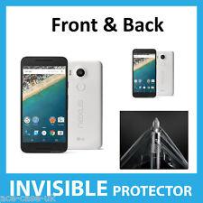 LG Nexus 5 X INVISIBLE Protecteur D'écran Militaire Shield Complet