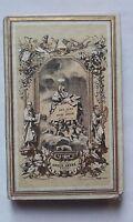 BERNARD  La Bonne Année - Le bon sens du Père Jérome     1848