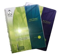 (2) FLY Fusion™ Notebook for use with Leapfrog Fly Pentop Computer