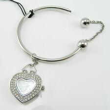 Orologio donna rigido pendente forma cuore O.I.W. Officine Italiane Wrist Watch