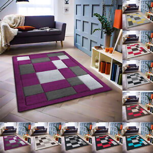 Anti Slip Large Area Rugs Living Room Bedroom Carpet Hallway Runner Floor Mat