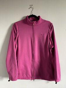 Nike Ladies Golf Pink Jacket - Gilet Size XL