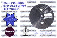 Breville BFP400 Food Processor Disc Holder BFP400/33 - NEW - GENUINE - IN STOCK