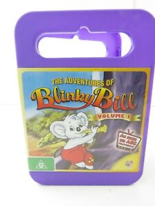 The Adventures of Blinky Bill Koala Volume 1  Region 4