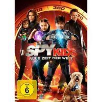 JESSICA ALBA/ROWAN BLANCHARD/+ - SPY KIDS-ALLE ZEIT DER WELT  DVD NEU