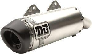 DG Performance V2 Slip-On Silenziatore Alluminio - 071-4204