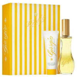 Perfume Gift Set GIORGIO BEVERLY HILLS EDT 90mL 2 Piece Set