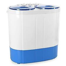 Washing Machine Spin Portable Camping Laundry Spin Dryer Mini Travel Washer 2kg
