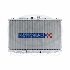 Koyo KH Series Aluminum Radiator 04-08 Acura TSX 2.4L I4 (MT)