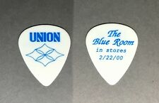 RARE - UNION (Bruce Kulick John Corabi) Blue Room CD Indy 2000 promo guitar pick