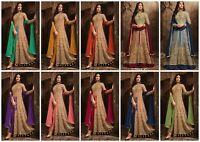 Salwar Kameez Suit Designer Indian Dress Pakistani Anarkali New Party Wear FM