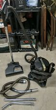 Rainbow SE D4C canister vacuum cleaner with POWER NOZZLE