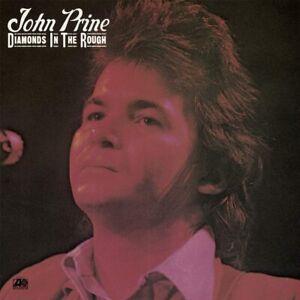 JOHN PRINE DIAMONDS IN THE ROUGH 180 GRAM VINYL LP (Released December 11th 2020)