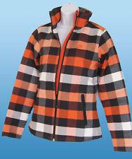 NIKE Sportswear NSW Ladies Womens THERMORE Insulated Lumber Jacket Orange S