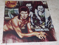 David Bowie Diamond Dogs 1974