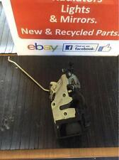 Holden Barina TK My11  Door Lock Solenoid RR 2011