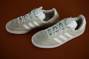 ADIDAS Gazelle Women's Sneaker Suede Athletic Shoes Size 9 light green