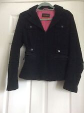 Coat Jacket Ladies Wool & Cashmere DAMO UK 10