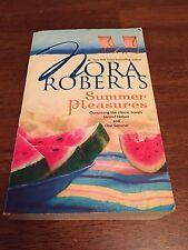 Summer Pleasures by Nora Roberts (2009, Paperback)