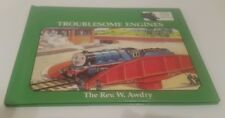 thomas the tank engine book club troublesome engines 1994 - thomas the tank