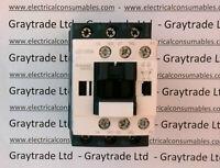 LC1 D1201B7 Contactor Contacteur Schütz Coil Voltage 24V 5.5KW 400V LC1D1201B7