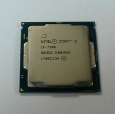 Intel Core i3-7100 3.9 GHz Dual-Core CPU 4 Thread Processor FCLGA1151