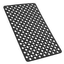 Yinenn Bathtub Mat Non Slip with Suction Cups, Tpe Shower Mat and Phtahlate L.