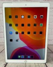 Apple iPad Pro 128GB, Wi-Fi+4G Unlocked, 12.9in Silver 1st Gen 12 Month Warranty