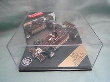 DV6065 QUARTZO VITESSE LOTUS 78  #25 ALLEMAGNE GP 1978 H REBAQUE Q4092 1/43  F1