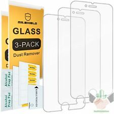iPhone 6 / 6S Tempered Glass Screen Protector 9H Hardness Thin 0.3mm 3 PACK