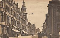 Vintage 1923 Postcard, The Cross and High Street, Worcester 1X