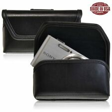 Turtleback Canon Powershot Compact Camera Case Pouch With Clip
