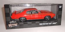 Hallmark 2016 1969 Pontiac GTO Judge Die-Cast Metal Car 1:24 scale