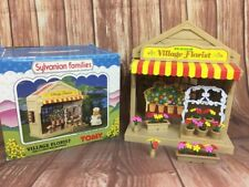 Sylvanian Families Vitange Village Florist May Blossom Shop Boxed Accessories