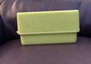 Jeannette Jadeite,1 LB Butter Box (dish) and cover Vintage Depression Glassware