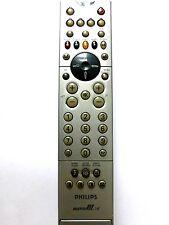 Philips TV Fernbedienung RC2031/01B für 32PW9576/05E Akku Hatch dunkler Col