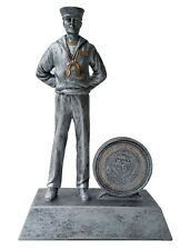 Navy Award Statue - Recognition - Usn - United States Navy