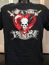 VTG 89 Bang Tango Psycho Tour Shirt Sz M/L Ratt Rock Metal Dokken Crue Kix Dio