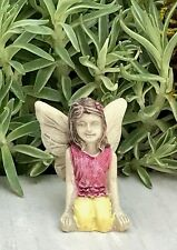 New listing Miniature Dollhouse Fairy Garden Accessories ~ Micro Girl Itty Bitty Belle